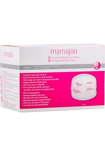 Mamajoo Elegant Ultra Emici Göğüs Pedi 13 cm - 60 Adet