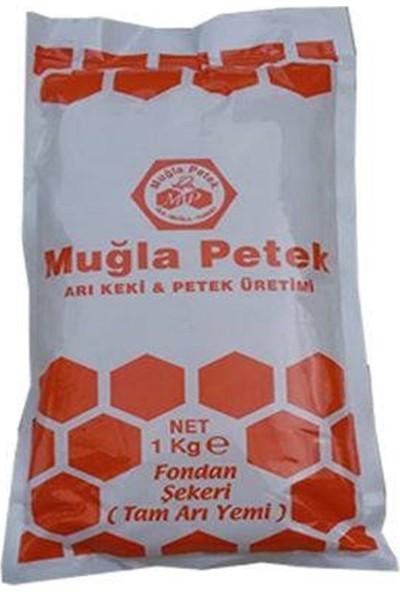 Muğla Petek Fondan Şeker Arı Yemi 1 kg