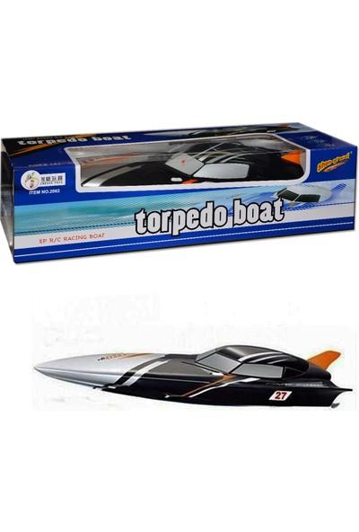 Gepettoys Uzaktan Kumandalı Torpedo Boat Sürat Teknesi