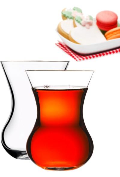 Paşabahçe 64061 Nude Beykoz Çay Bardağı 6'lı 135 cc