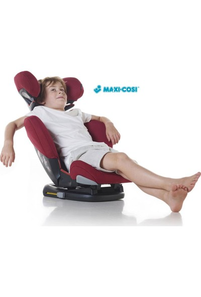 Maxi-Cosi Rodifix Air Protect Havlu Kılıf Cool Grey