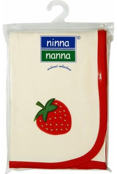 Ninna Nanna Penye Bebek Battaniyesi / Çilek