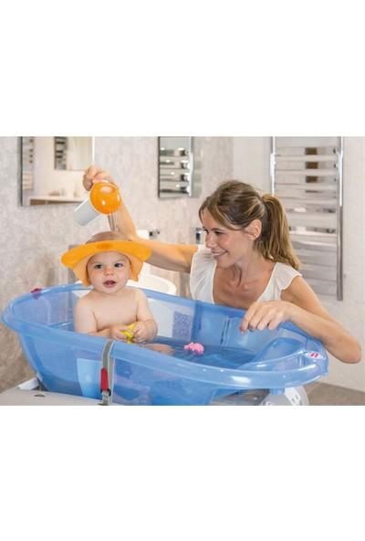 Okbaby Hippo Banyo Siperliği Turuncu