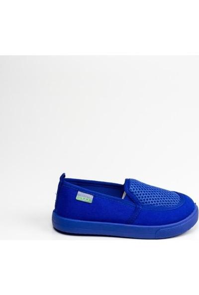 Sanbe 402 L 101 25-30 Erkek Çocuk Panduf Ayakkabı Mavi