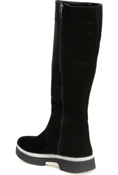 Butigo 19K-206 Siyah Kadın Çizme