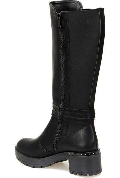 Butigo 19K-234 Siyah Kadın Çizme