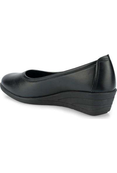 Polaris 161239.Z Siyah Kadın Ayakkabı