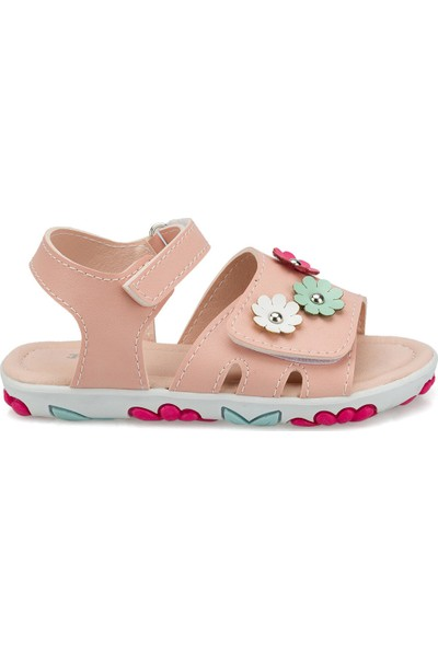 Polaris 512333.P Pembe Kız Çocuk Sandalet