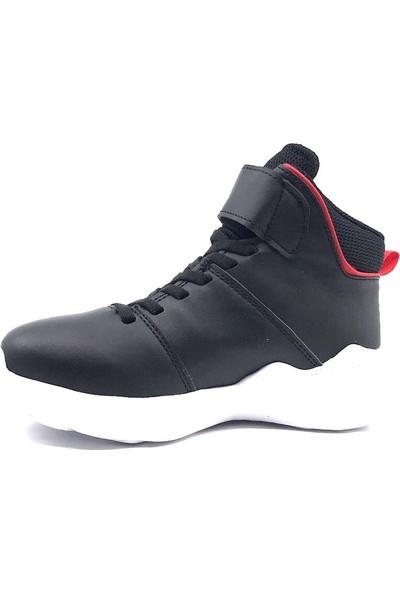 Cool 19-K31 Filet Siyah Erkek Çocuk Basketbol Ayakkabısı