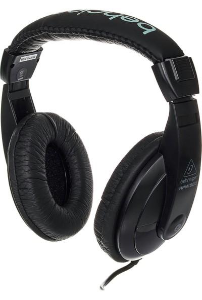 Behringer HPM1000 Black Çok Amaçlı Stüdyo Kulaklık Siyah