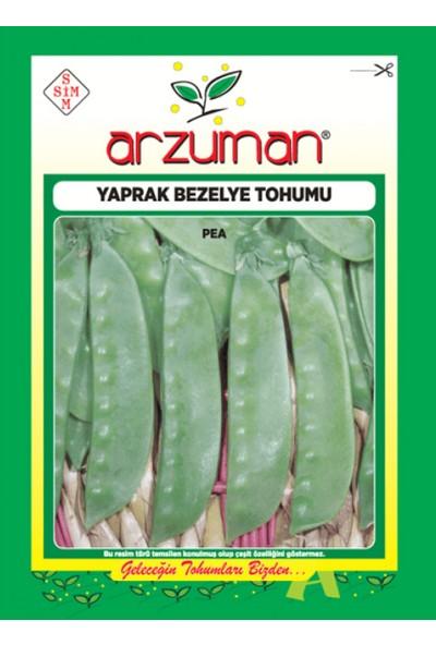 Arzuman Sebze Yaprak Bezelye Tohum