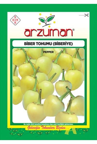 Arzuman Sebze Turşuluk Biber Tohum-5gr(Biberiye)