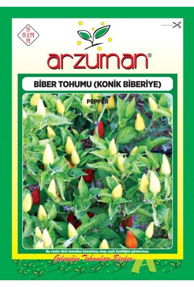 Arzuman Sebze Konik Biber Tohum