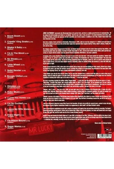 John Lee Hooker - The Very Best Of - (Plak)