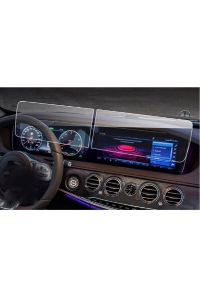 Cayka Mercedes E Serisi Gösterge ve Navigasyon 9h Nano Ekran Koruyucusu