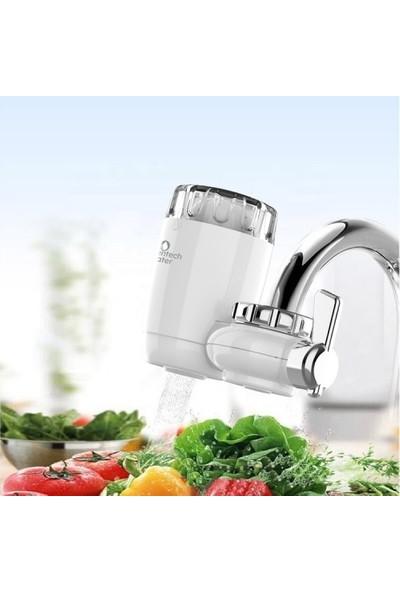 Greentech Water Seramik Filtre Musluk Ucu Arıtıcı