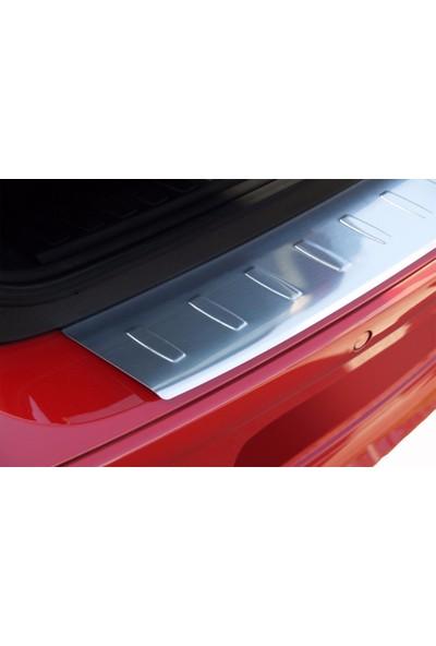 Arabamsekil Bmw 1 Serisi E87-E81 Krom Arka Tampon Eşiği 2007-2012