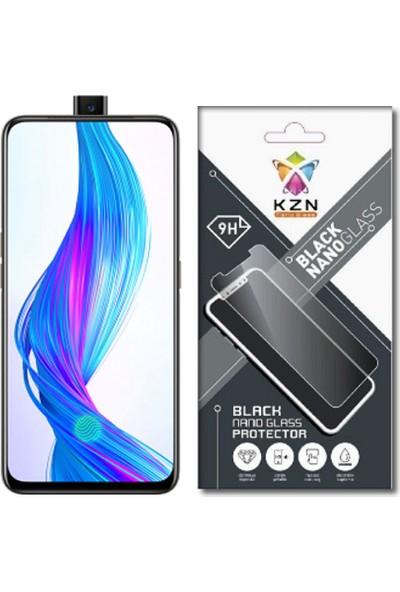 Kzn OPPO Realme X Nano Cam 9H Ekran Koruyucu