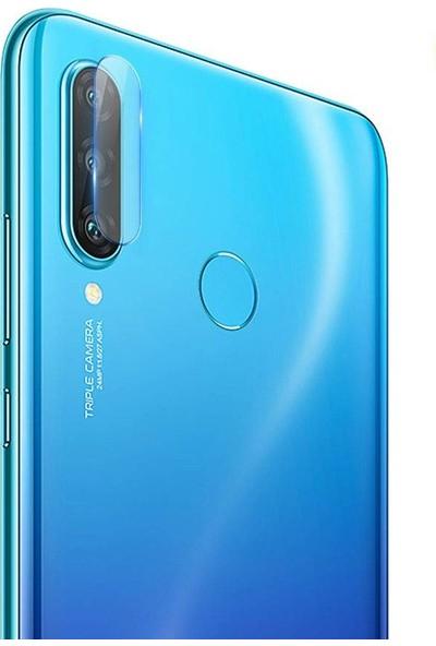 Dafoni Huawei P30 Lite Cam Kamera Koruyucu