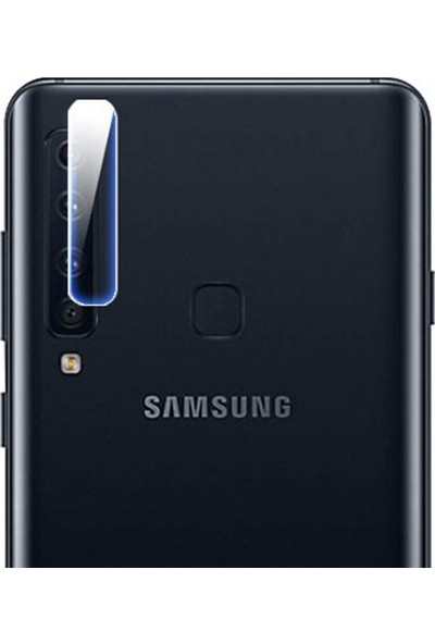 Dafoni Samsung Galaxy A9 2018 Cam Kamera Koruyucu
