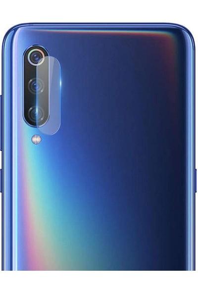 Dafoni Xiaomi Mi 9 Cam Kamera Koruyucu
