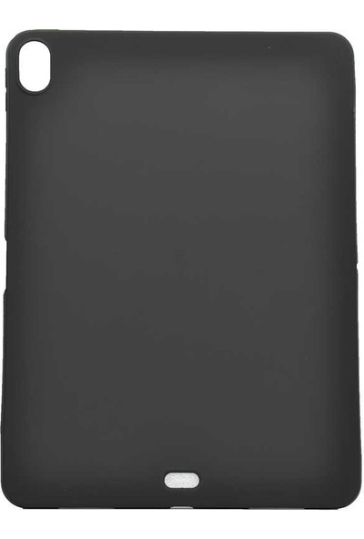 "Tbkcase Apple iPad Pro 11"" Kılıf Lüks Tpu Soft Sky Silikon Siyah"