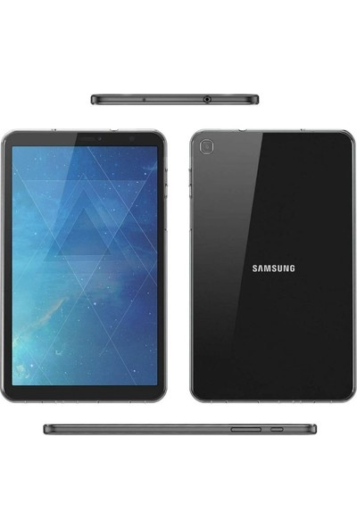 Tbkcase Samsung Galaxy Tab A 8.0 T290 Kılıf Tpu Soft Silikon Şeffaf