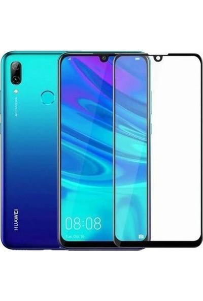 Syronix Huawei Y9 Prime 2019 9D Tam Kaplayan Ekran Koruyucu