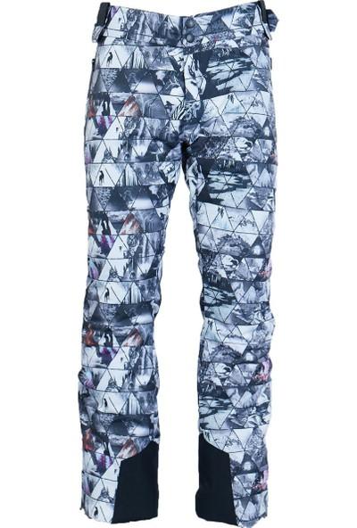 Exuma Elyaflı Kayak Pantolonu
