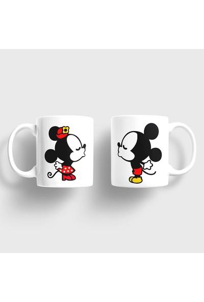 Sevgili Kupaları Mickey Minnie Sevgili Kupaları