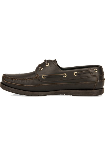Ziya Erkek Günlük Ayakkabı 101119 29 1 Kahve