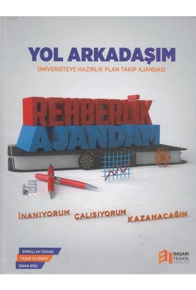 Başarı Teknik Yayınları Yol Arkadaşım Rehberlik Ajandam