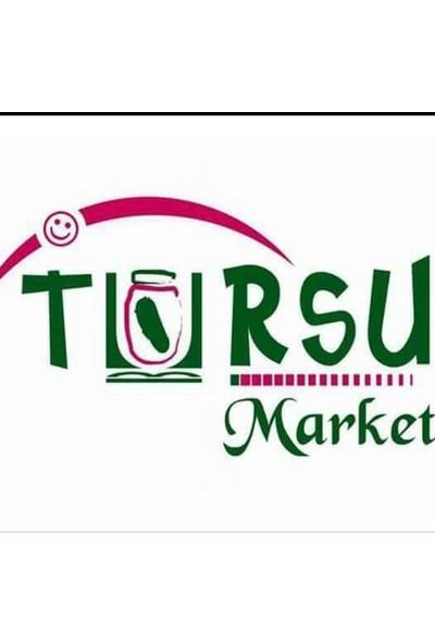 Turşu Market Hakiki Çubuk Turşusu 1 lt 2'li Set Salatalık + Biberiye