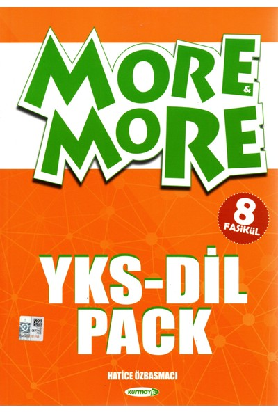 Kurmay Elt More And More YKS Dil Pack 8 Fasikül
