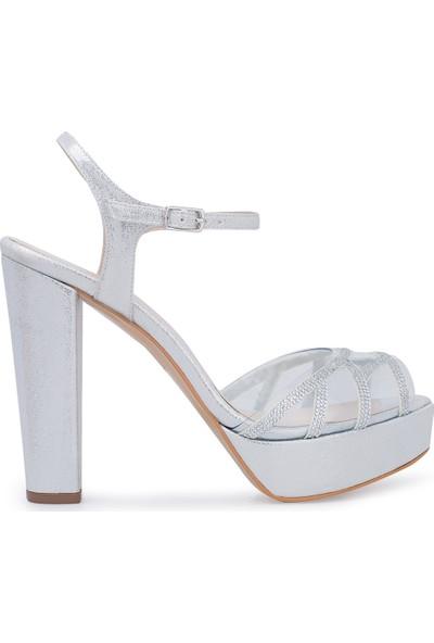Lela Topuklu Abiye Ayakkabı Kadın Ayakkabı 1840742Sıvamatas