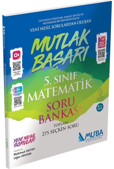 Muba Yayınları Mutlak Başarı 5. Sınıf Matematik Soru Bankası
