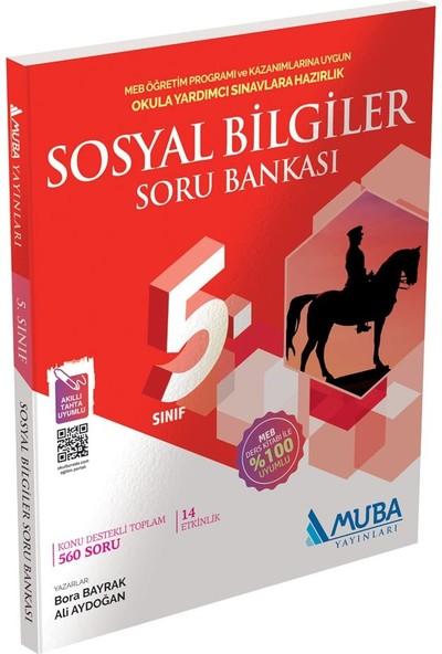 Muba Yayınları 5. Sınıf Sosyal Bilgiler Soru Bankası