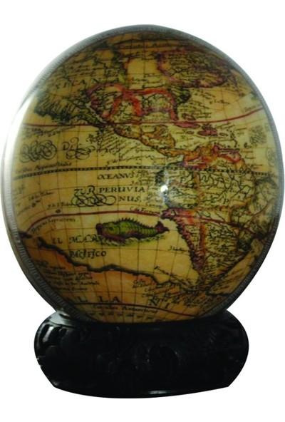 Sencer Dekoratif Deve Kuşu Yumurtası (Model 4)