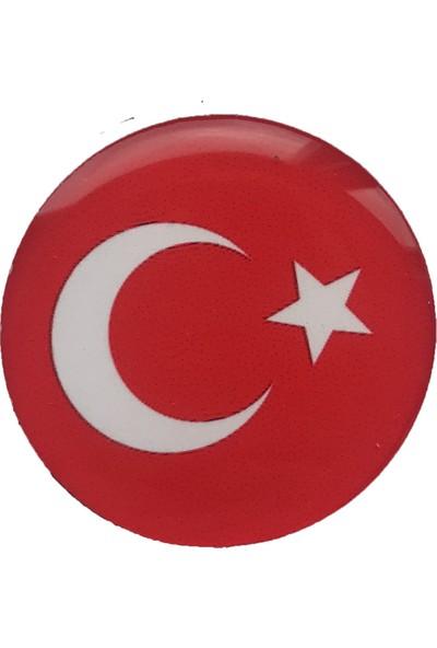 Syronix Pop Socket Türk Bayrağımız Desenli Telefon Tutacağı