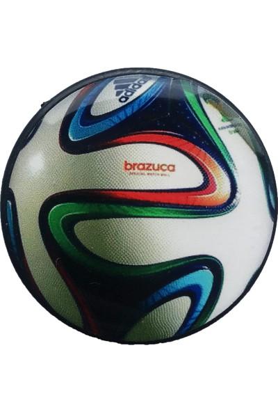 Syronix Pop Socket Futbol Topu Desenli Telefon Tutacağı