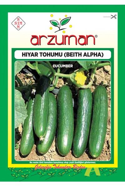 Arzuman Salatalık Hıyar Tohum Beith Alpha 10 gr
