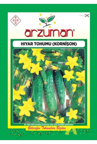 Arzuman Salatalık Kornişon Hıyar Tohum 10 gr