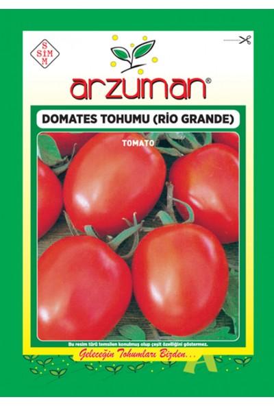 Arzuman Sebze Rio Grande Domates Tohum 5 gr