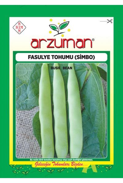 Arzuman Sebze Simbo Fasulye Tohum 50 gr