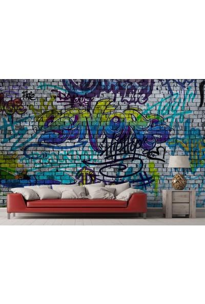 Duvar Kağıdı Marketi 3D Grafiti Duvar Kağıdı
