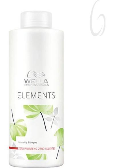 Wella Elements Renewing Şampuan 1000 ml