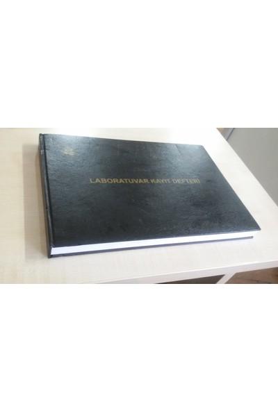 World Laboratuvar Kayıt Defteri 200Yaprak/400Sayfa