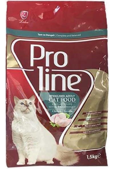 Proline Sterilised Kısır Kedi Maması 1,5 kg