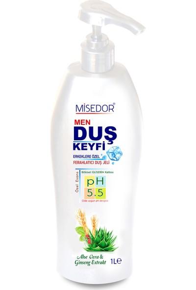 Misedor Erkeklere Özel Duş Jeli 1 lt