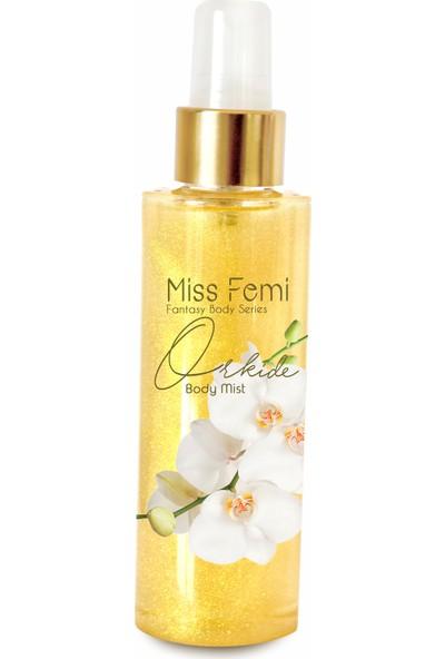 Misedor Fantasy Body Mist - Gold Orkide 150 Ml